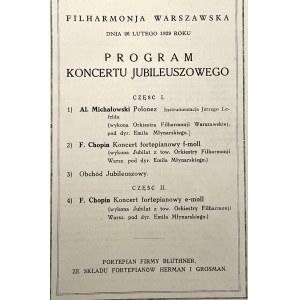 Aleksander Michałowski, Jubileusz 60-lecia pracy artystycznej