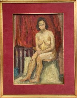Henryk Lewensztadt(1893-1962), Akt kobiecy