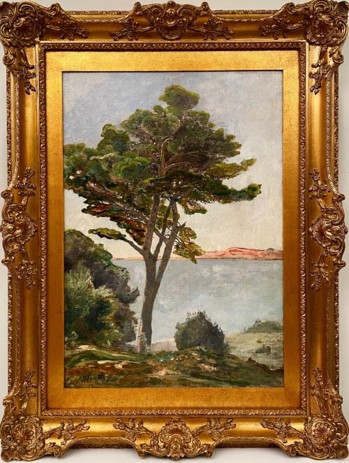 Iwan Trusz(1864-1941),Nadmorski pejzaż