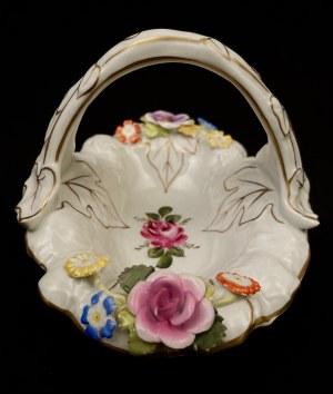 Kosz porcelanowy