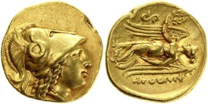 Ancient Greece Macedonia AV Stater 323 - 317 BC Philip III Arrhidaeus