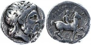 Ancient Greece Macedonia Kassander AR Tetradrachm 316 - 311 BC