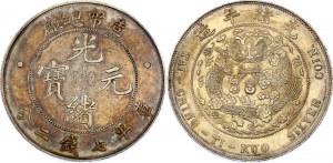 China Empire 1 Dollar 1908 (ND)