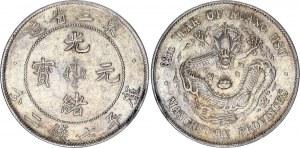 China Manchuria 1 Dollar 1907 (33)