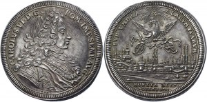 German States Nürnberg 1 Taler 1711 GFN