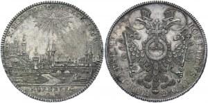 German States Nürnberg 1 Taler 1768 SR