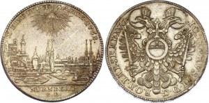 German States Nürnberg Taler 1768 SR