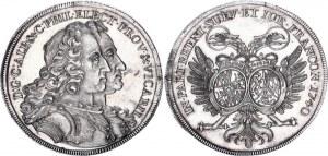 German States Pfalz 1 Taler 1740