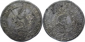 German States Saxony-Albertine 1 Taler 1613