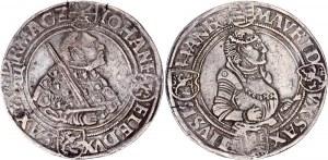 German States Saxony-Ernestine 1 Taler 1544
