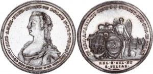 German States Solms-Laubach 1 Reichstaler 1748