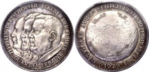 Germany - Weimar Republic Silver Medal