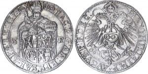 Austria Salzburg 1 Guldenthaler / 60 Kreuzer 1573