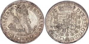 Austria Tyrol 1 Taler 1577 - 1595 (ND)