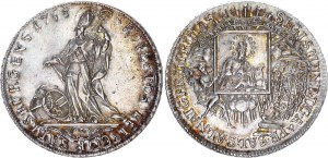 Austria Salzburg 1 Taler 1758