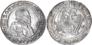 Hungary 1 Taler 1593 KB