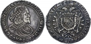 Hungary 1 Taler 1649 KB