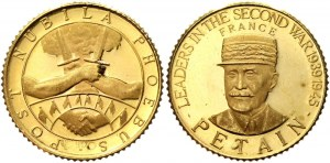 France Gold Medal