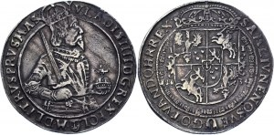 Poland 1 Taler 1634 II Plugged
