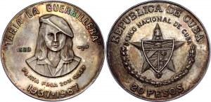 Cuba 20 Pesos 1988