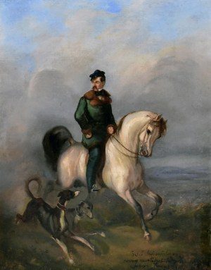 Juliusz Kossak (1824-1899),