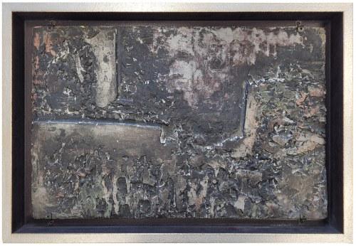 Zdzisław Beksiński (1929 Sanok - 2005 Warszawa), Kompozycja, ok. 1960