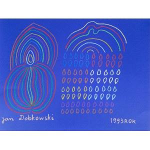 DOBKOWSKI JAN, Bez tytułu, 1993