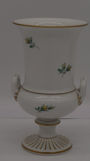 wazon w formie urny z uszami, Miśnia