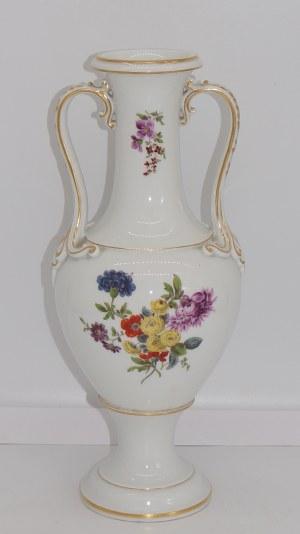wazon w formie amfory 35 cm, Miśnia