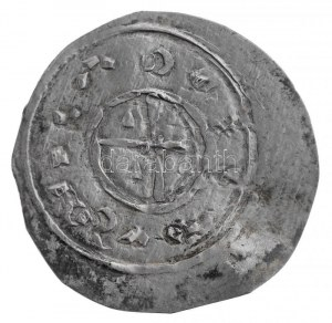 1077-1095. Denar Ag