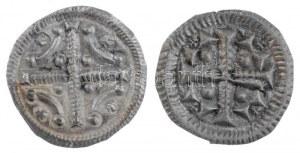1116-1131. Denar Ag