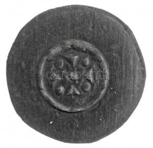 1162-1172. Denár Ag