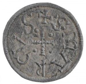 1172-1196. Denár Ag