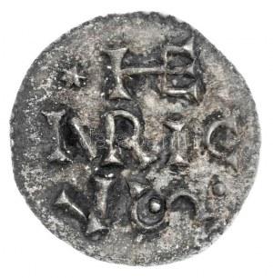 1196-1204. Denár Ag