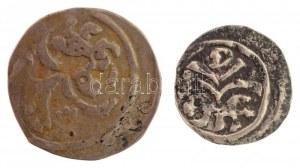 1205-1235. Denar Ag