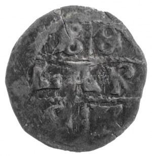 1235-1270. Obulus Ag