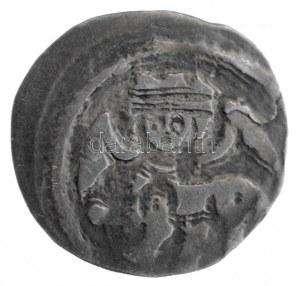 1235-1270. Obolus Ag
