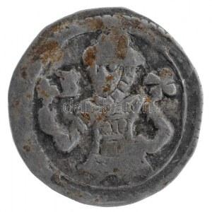 1272-1290. Denár Ag