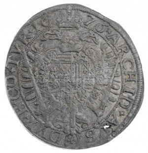 Ausztrtia 1676. 15kr Ag