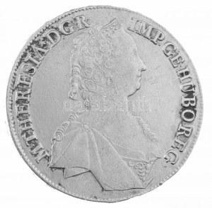 Ausztria 1758. Tallér Ag