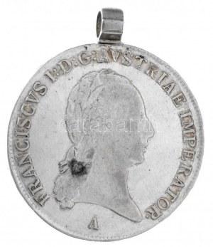 Ausztria 1815A 1/2 Tallér Ag
