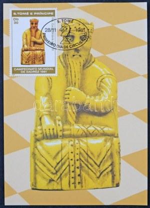 Óriási sakk motívum gyűjtemény kb 2010-ig 3 db A4 és 2 db közepes berakóban, bennük sok száz bélyeg, sorokkal...