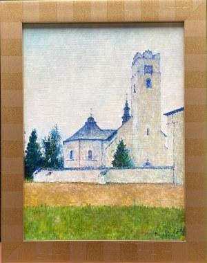 Adam Faglio, Kościół w wiosce Frydman