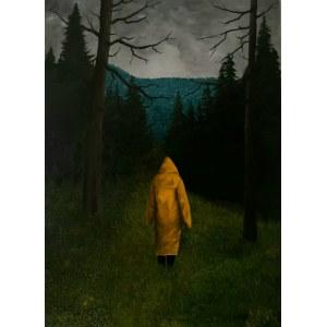 Ewelina Wasilewska (ur. 1994), W lesie juz nie piszczy nic, 2021