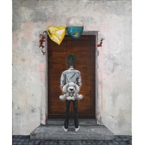 Mariusz Brzyzek (ur. 1984), Na pewno się ucieszy!, 2021