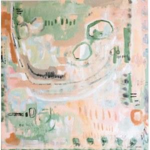 Paula Yezak (ur. 1990), Golden hour, 2021