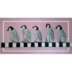 Aleksandra Lacheta (ur. 1992), Pingwiny, 2021