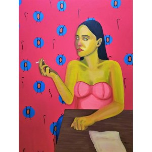 Agata Burnat (ur. 1998), Morning, 2021