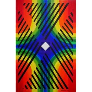 Andrzej Grabowski (ur. 1962), Over the Rainbow, 2021