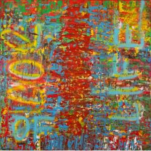 Tobiasz Kenio (ur. 1979), Joy of life, 2020